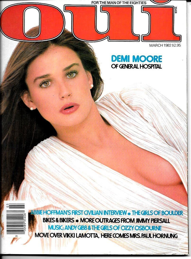 8 16 20 Things You Might Not Have Realised About Demi Moore