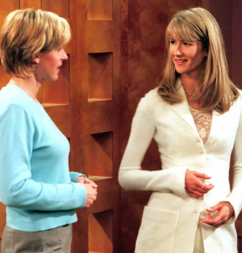 8 3 25 Things You Never Knew About Laura Dern