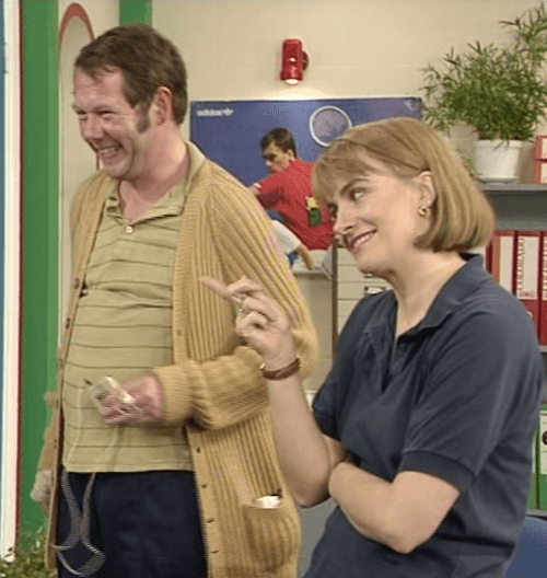 8Writers 10 Things You Never Knew About The Brittas Empire