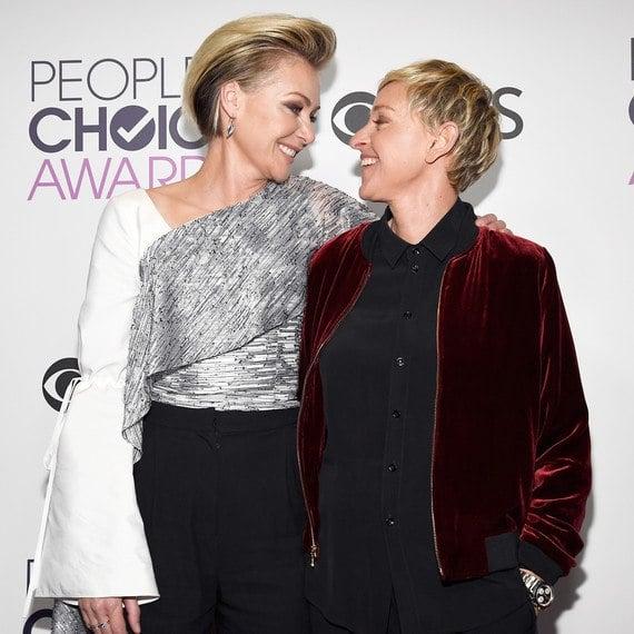 9 ellen 10 Celebrity Couples With Huge Age Gaps
