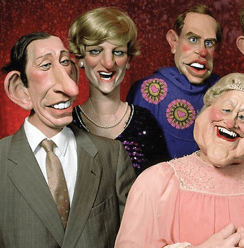 9Diana 12 Facts You Probably Never Knew About Spitting Image