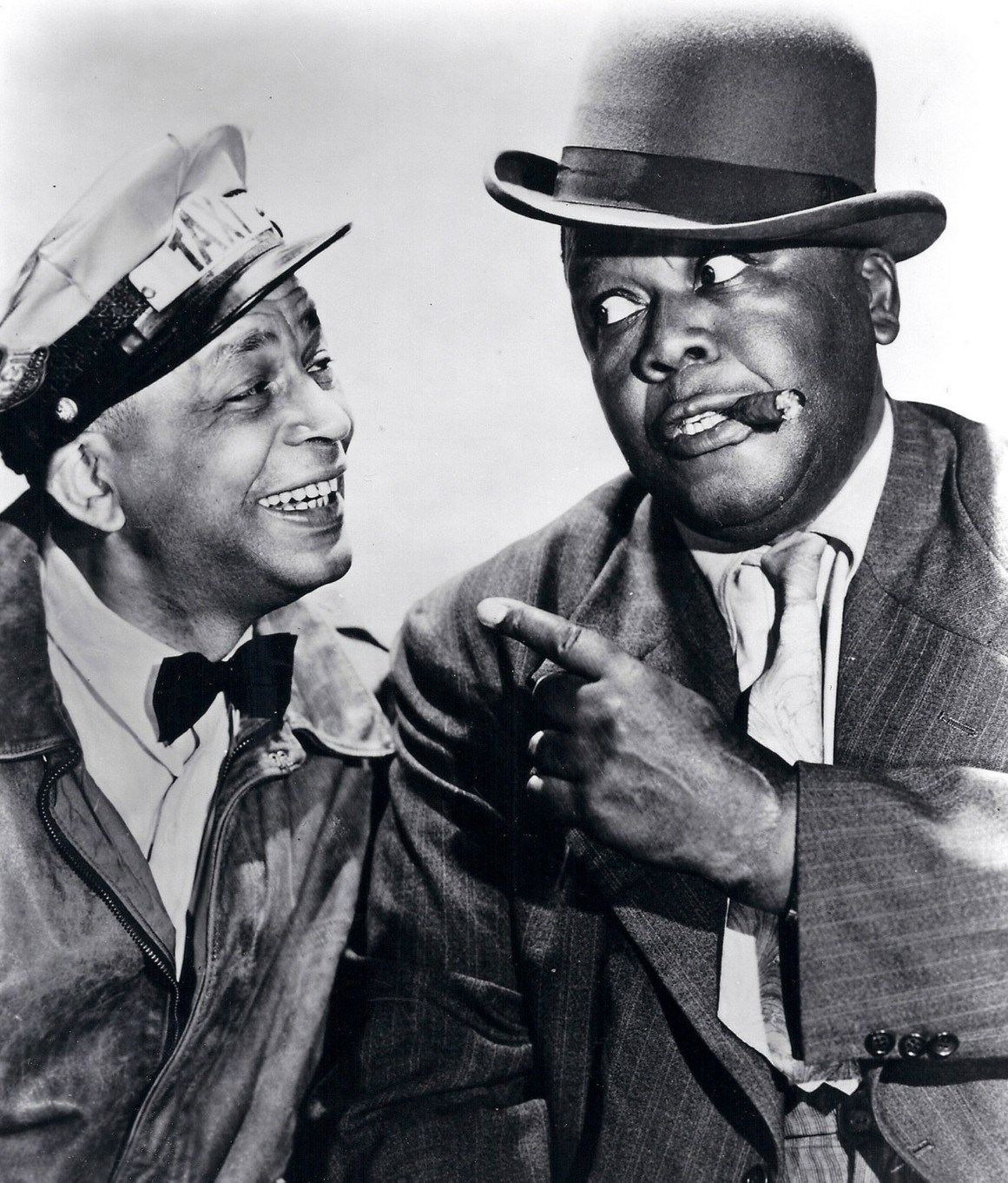 Alvin Childress Spencer Williams Amos n Andy 1951 25 Things You Never Knew About Pulp Fiction