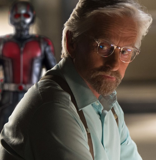 Ant Man Michael Douglas Hank Pym Set Interview 20 Things You Might Not Have Realised About Michael Douglas