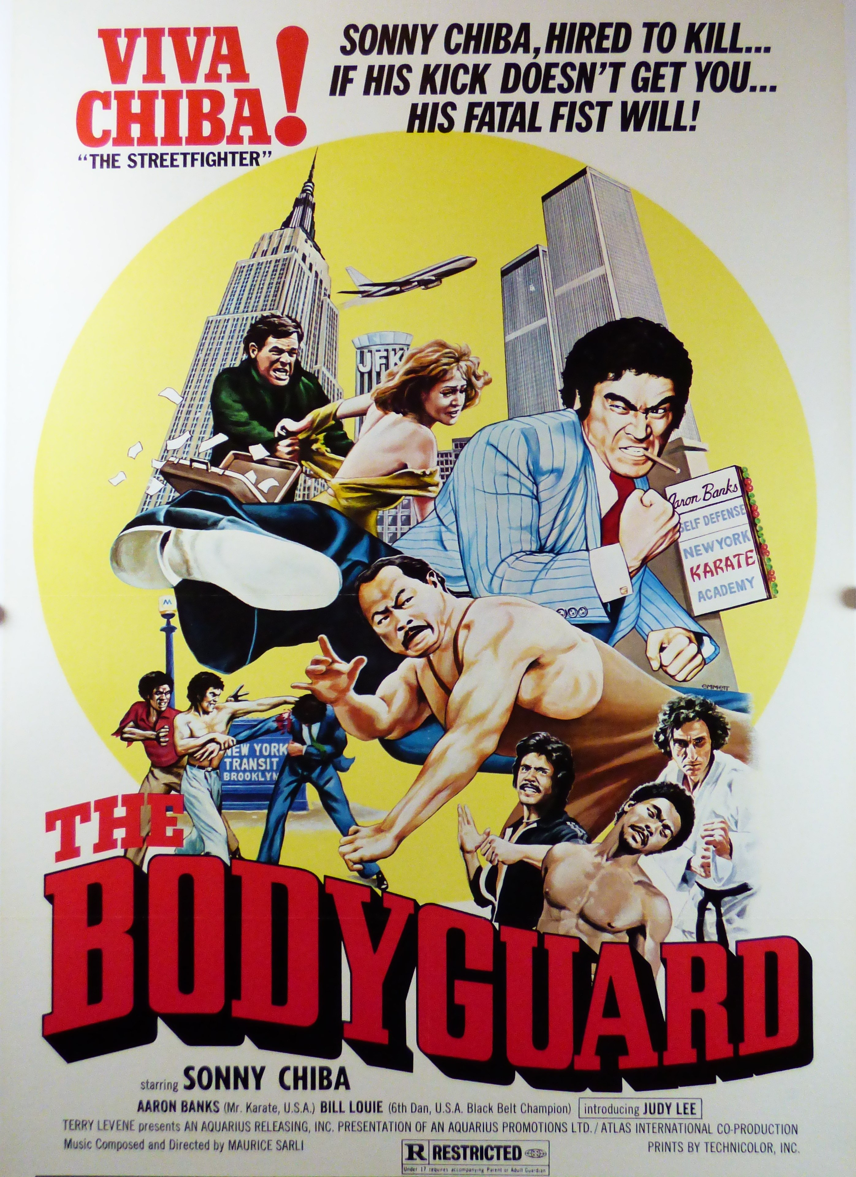Bodyguard 1296LB 25 Things You Never Knew About Pulp Fiction