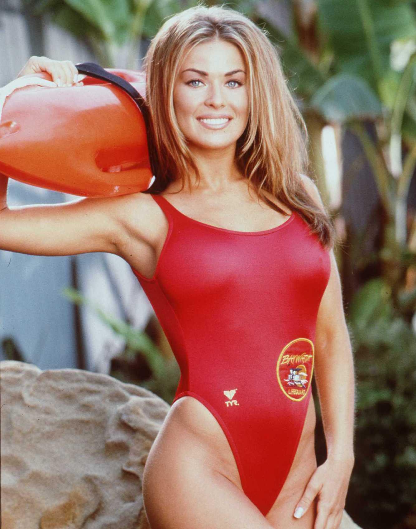Carmen Electra as Lani McKenzie in Baywatch 1998