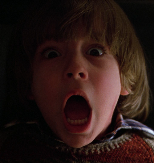 Danny Lloyd in Stanley Kubricks The Shining Heeeere's 20 Things You Never Knew About Stanley Kubrick's The Shining