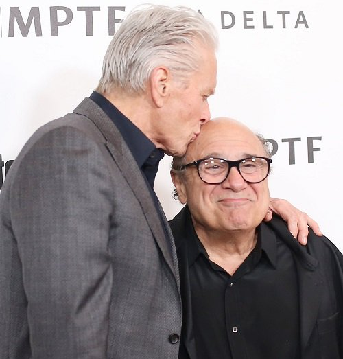 Michael Douglas Danny DeVito 20 Things You Might Not Have Realised About Michael Douglas
