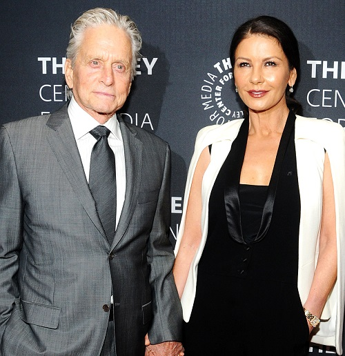 Michael Douglas Shares His Secret Keeping Marriage Hot and Sexy 01 20 Things You Might Not Have Realised About Michael Douglas