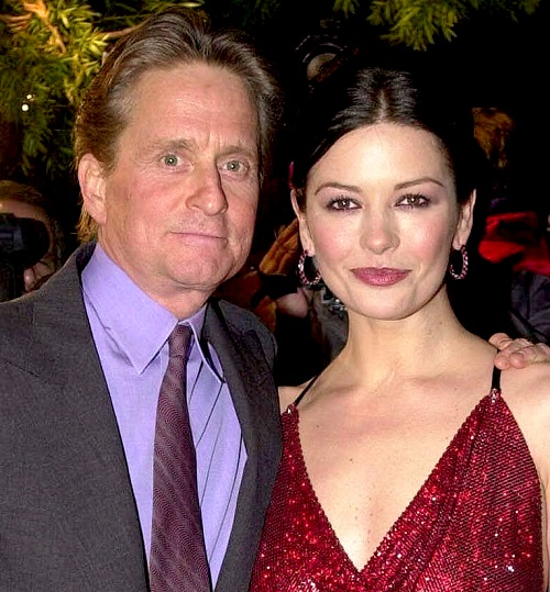 Michael Douglas and Catherine Zeta Jones 6 December 2000 skip venturing out on a honeymoon 20 Things You Might Not Have Realised About Michael Douglas