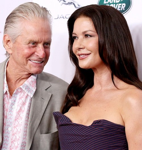 Michael Douglas and Catherine Zeta Jones 20 Things You Might Not Have Realised About Michael Douglas