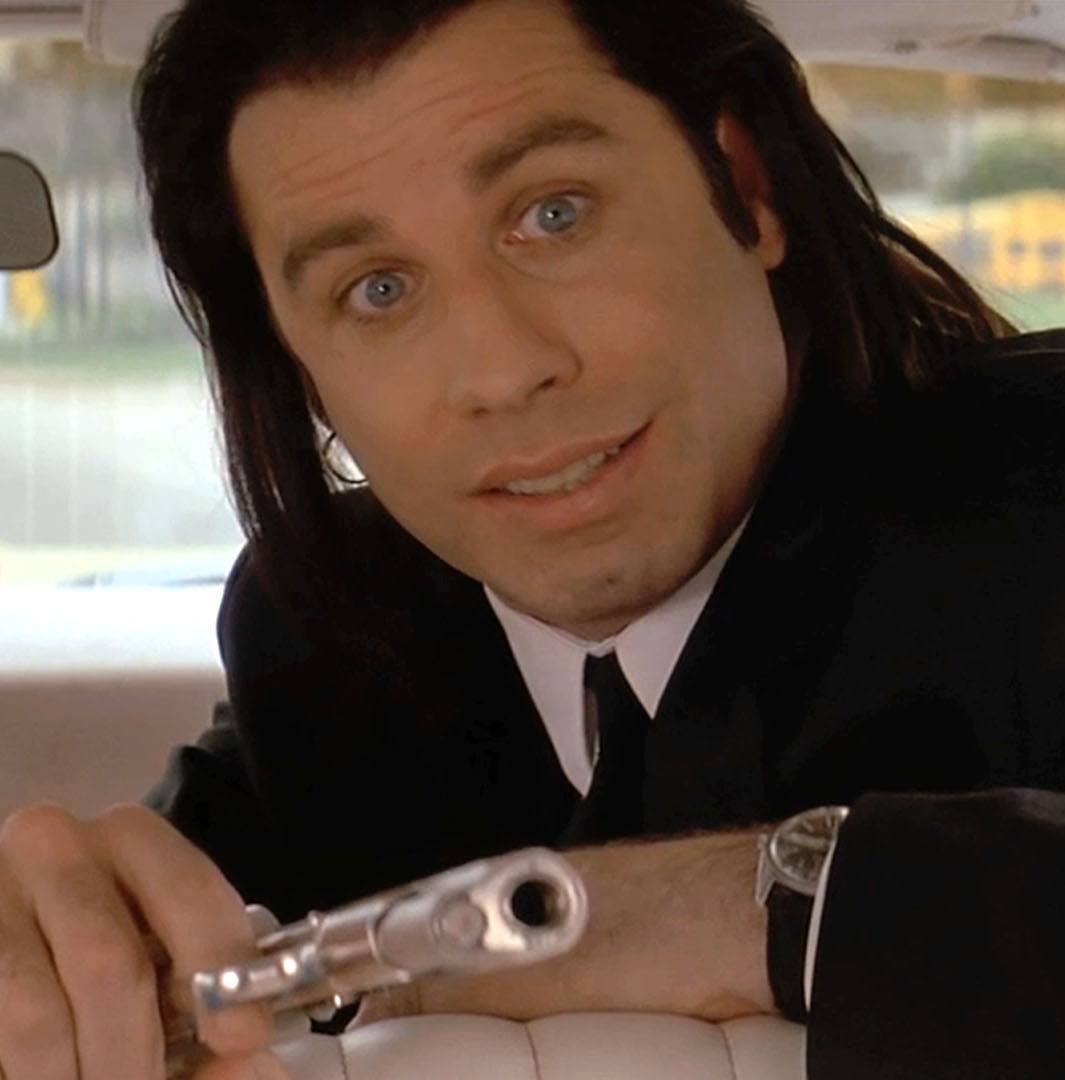 PulpFiction ShotMarvin 25 Things You Never Knew About Pulp Fiction