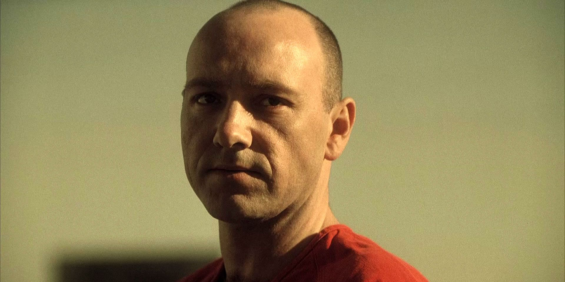 Se7en Kevin Spacey as John Doe 10 Things You Never Knew About Seven