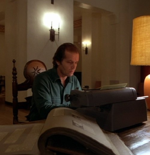 ShiningJackTypes2 Heeeere's 20 Things You Never Knew About Stanley Kubrick's The Shining