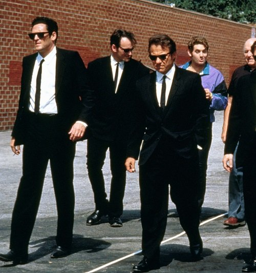 Shone Reservoir Dogs 20 Things You Probably Didn't Know About Quentin Tarantino