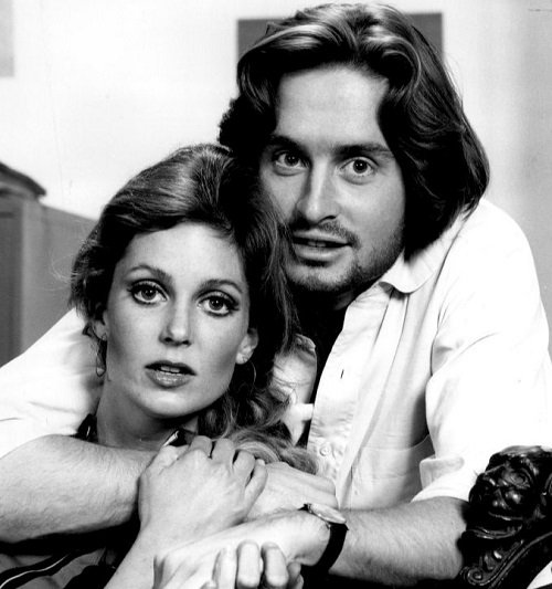 Tisha Sterling Michael Douglas 1969 20 Things You Might Not Have Realised About Michael Douglas