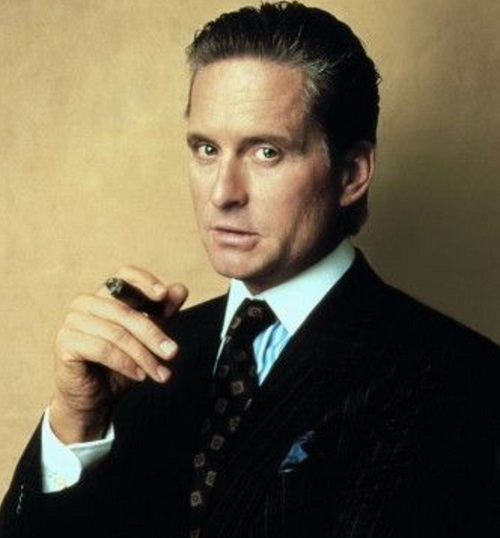 Wall street 20 Things You Might Not Have Realised About Michael Douglas