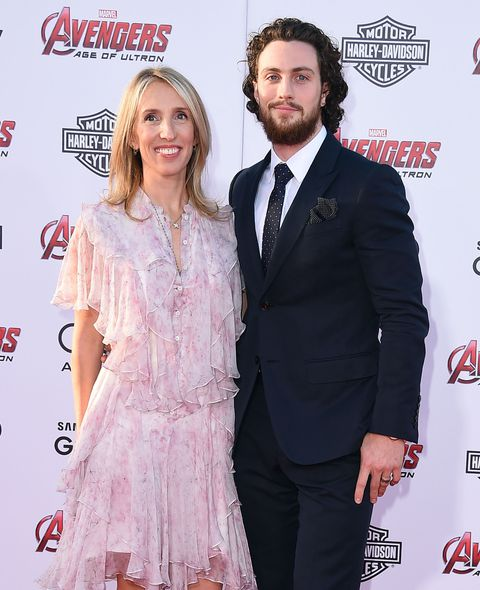 aaron taylor 10 Celebrity Couples With Huge Age Gaps