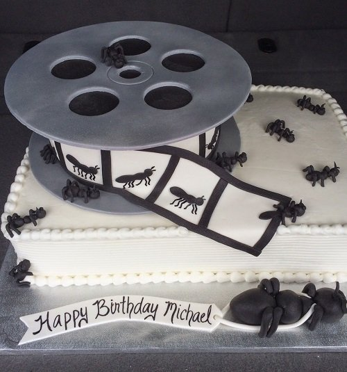 ant man birthday cake michael douglas 20 Things You Might Not Have Realised About Michael Douglas