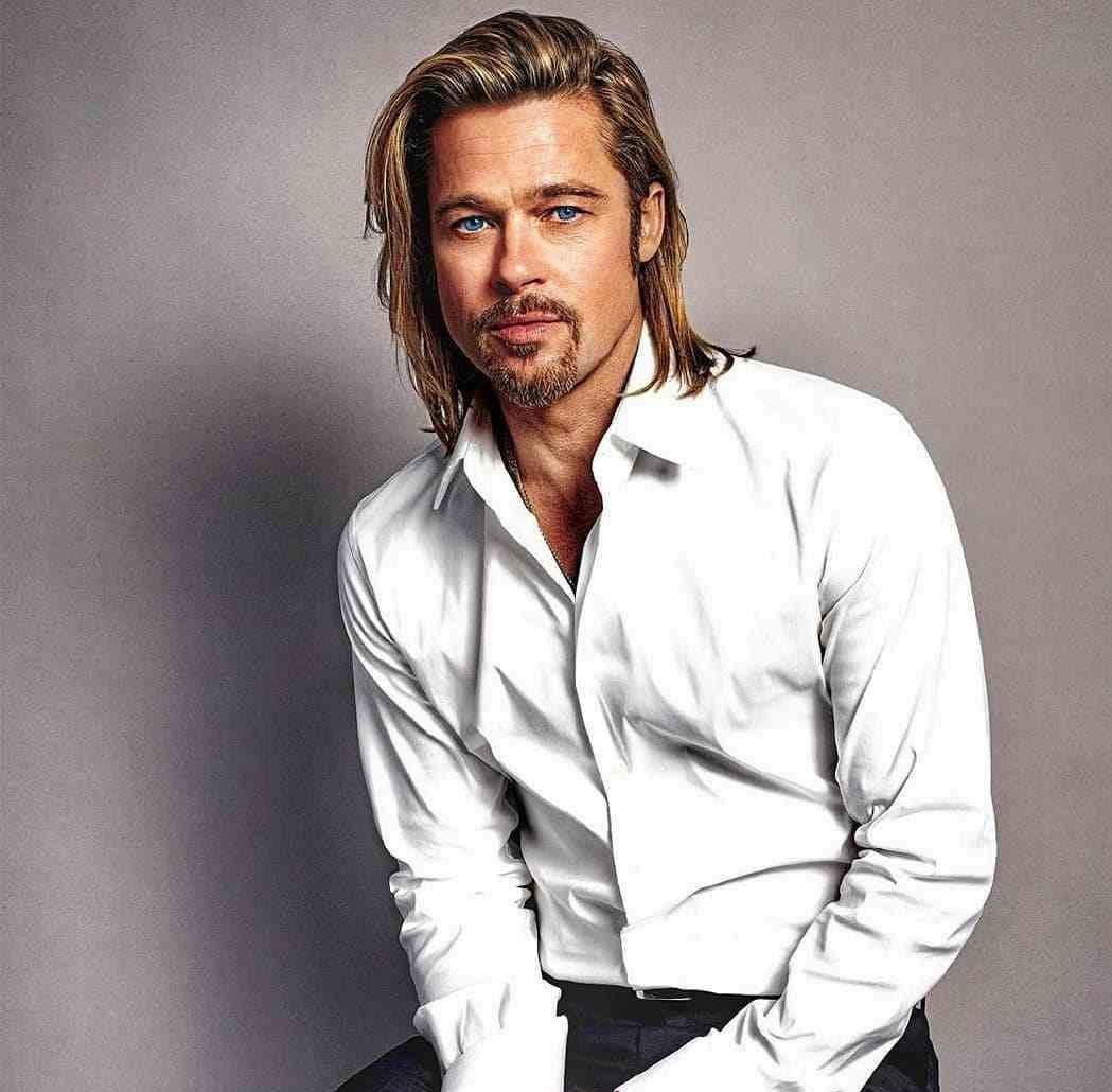 brad 19 e1564662650585 25 Things You Never Knew About Brad Pitt