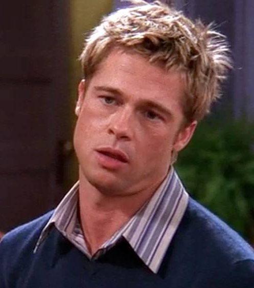 brad 40 e1565267895394 25 Things You Never Knew About Brad Pitt