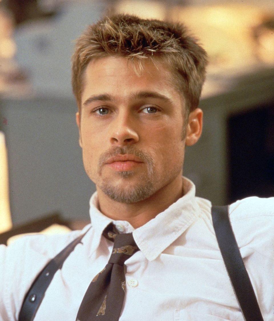brad 45 e1565268319132 25 Things You Never Knew About Brad Pitt