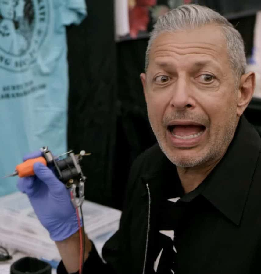 countdown to disney the world according to jeff goldblum previewed at d23 expo 2019 2 20 Things You Never Knew About Jeff Goldblum