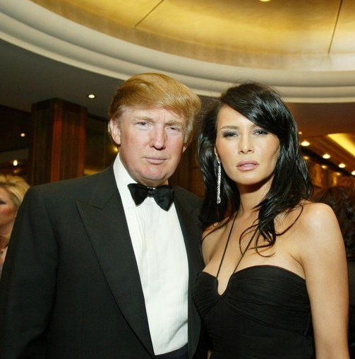 donald 10 Celebrity Couples With Huge Age Gaps
