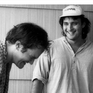 filmmakers quentin tarantino and robert rodriguez 25 Things You Never Knew About Pulp Fiction