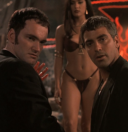 from dusk till dawn 03 20 Things You Probably Didn't Know About Quentin Tarantino