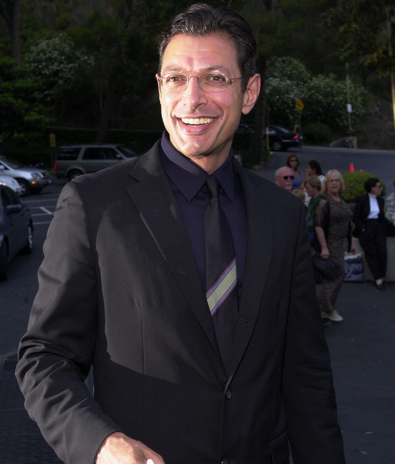 jeffgoldblum 6 10 19 003 20 Things You Never Knew About Jeff Goldblum