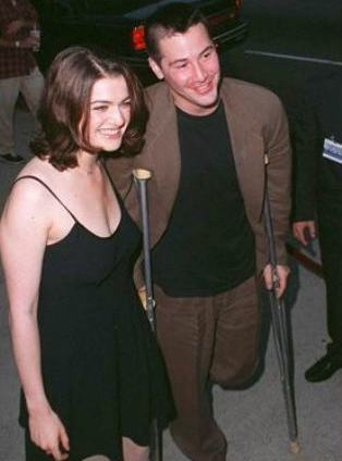 keanu reeves family girlfriend Jennifer Syme 20 Unreal Facts You Never Knew About The Matrix