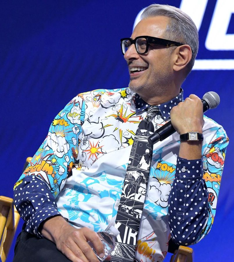 20 Things You Never Knew About Jeff Goldblum
