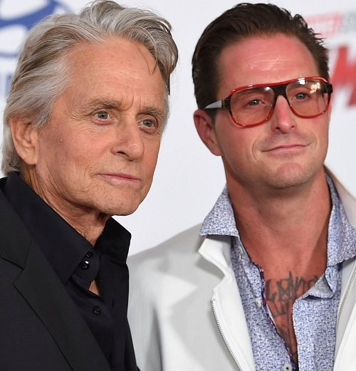 michael cameron douglas 1 20 Things You Might Not Have Realised About Michael Douglas