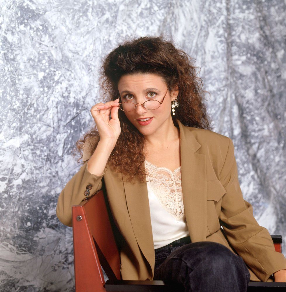 seinfeld elaine benes fashion 05 25 Things You Never Knew About Pulp Fiction