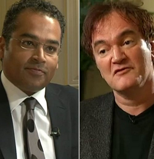 tarantino chanel4 20 Things You Probably Didn't Know About Quentin Tarantino