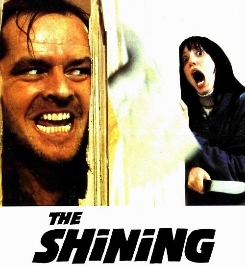 the shining poster Heeeere's 20 Things You Never Knew About Stanley Kubrick's The Shining