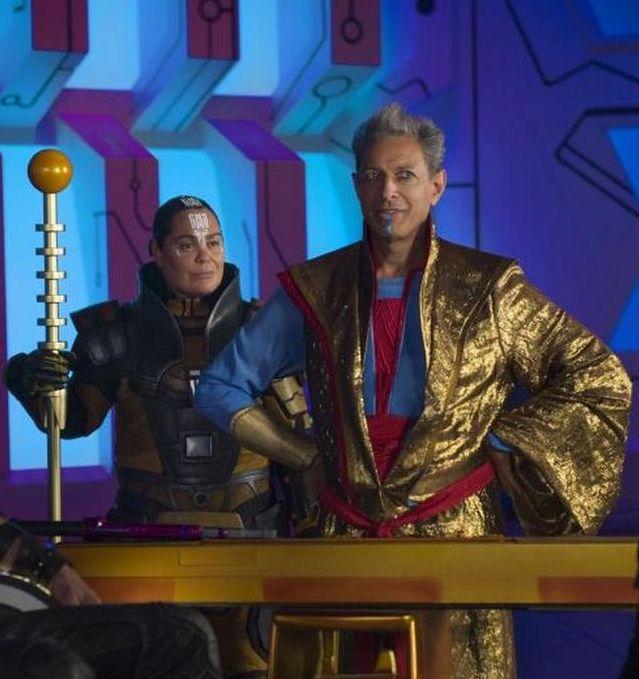 thorragnarokgrandmasteroffice 20 Things You Never Knew About Jeff Goldblum