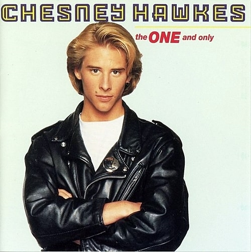 1 22 Remember Chesney Hawkes? Here's What He Looks Like Now!
