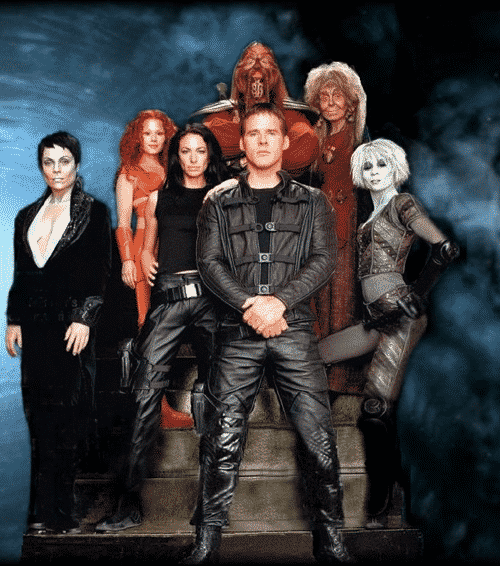 10Critics 12 Things You Probably Never Knew About Farscape