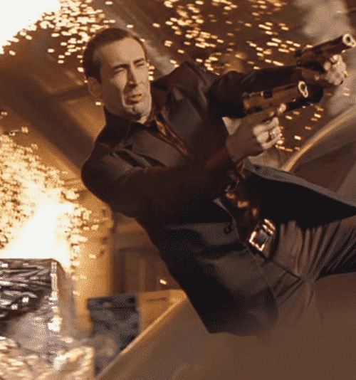 10Stunts 10 Facts You Probably Didn't Know About Face/Off