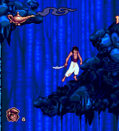 11Aladdin 12 Of The Best Disney Video Games We Loved To Play When We Were Growing Up!