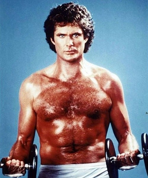 12 20 Hilariously Wonderful Photos Of 80s Male TV Stars