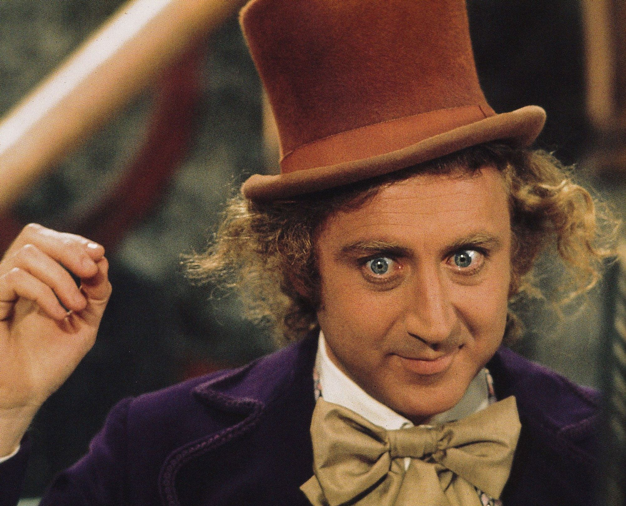 1495117772 gene wilder charlie and the chocolate factory 28 Things You Probably Never Knew About Willy Wonka And The Chocolate Factory
