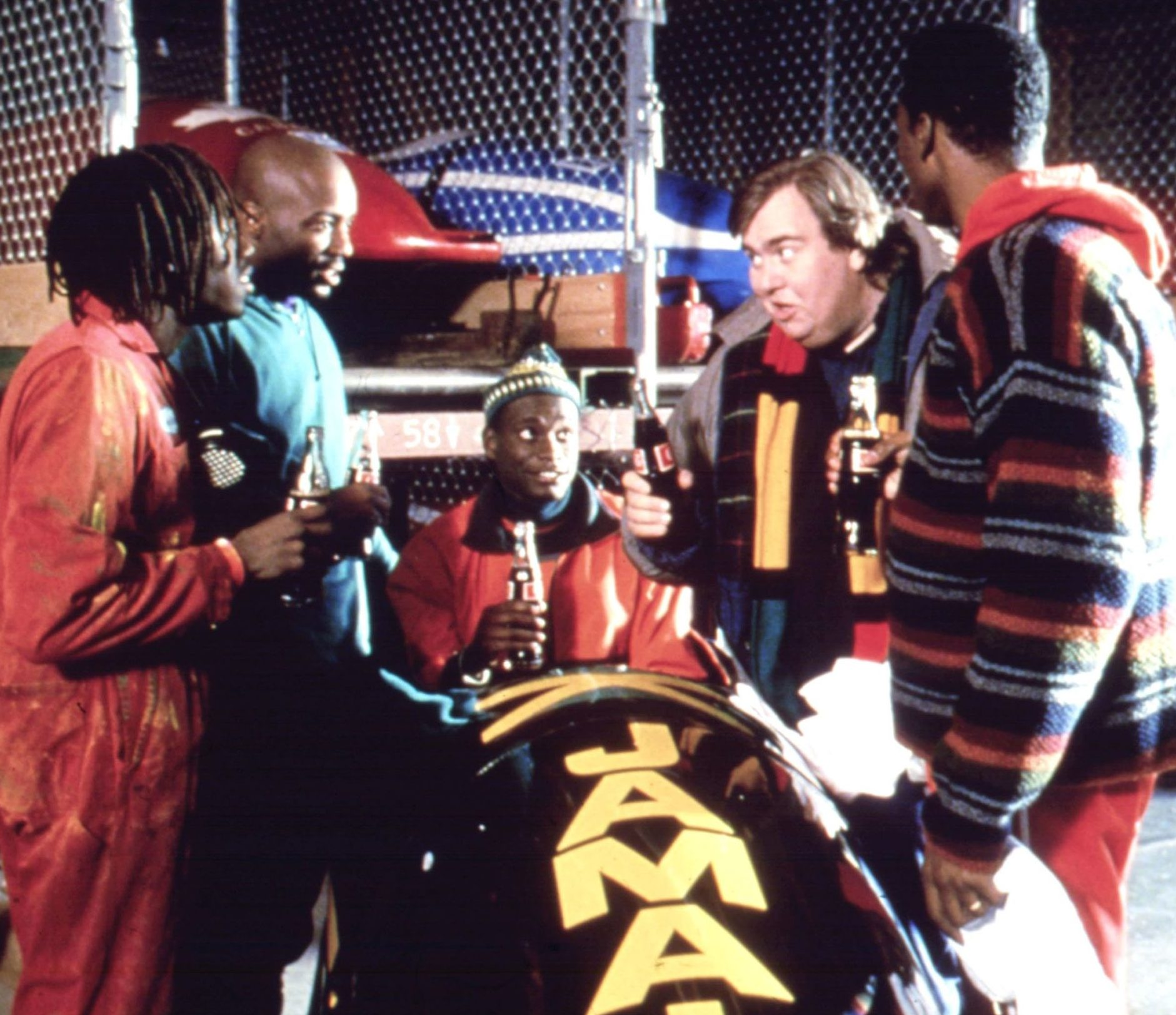 1499860800 cool runnings film scaled e1611578546208 40 Things You Probably Didn't Know About John Candy