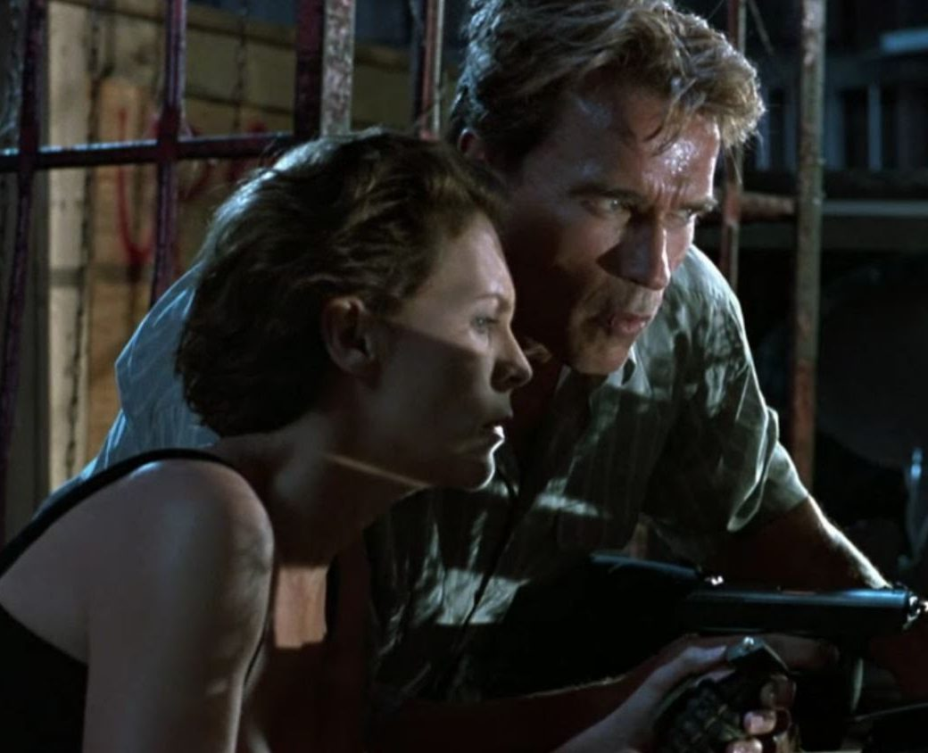 193fd arnie2band2bjamie e1615550778257 20 Things You Never Knew About True Lies