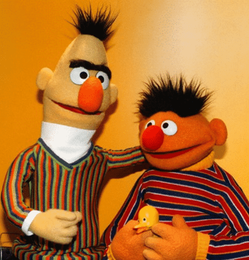 2BertErnie 10 Things You Probably Didn't Know About Sesame Street