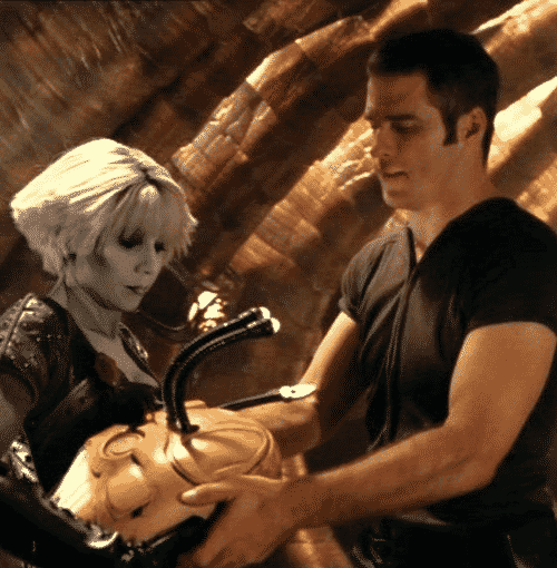 3Pip 12 Things You Probably Never Knew About Farscape
