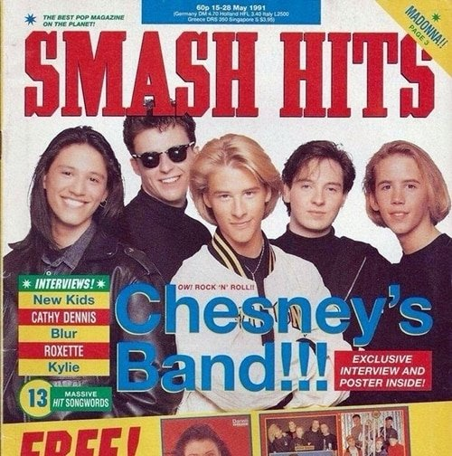 4 22 Remember Chesney Hawkes? Here's What He Looks Like Now!