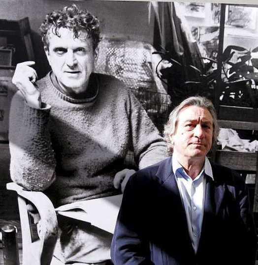 41526 06182005 american actor robert de niro opens exhibition of 24 Things You Didn't Know About Robert De Niro