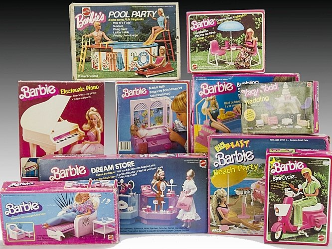 5 14 10 Barbie Toys That All 80s Girls Should Remember